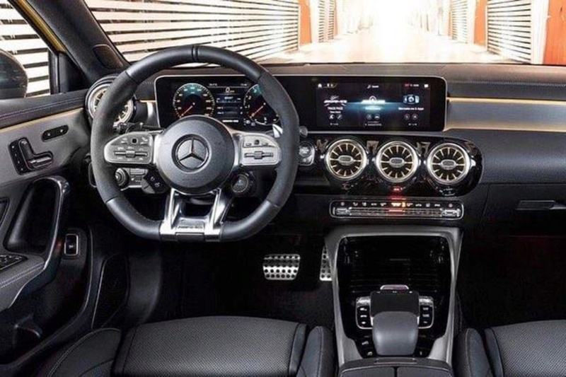 2018 - [Mercedes] Classe A (W177) - Page 32 Dcbe9910