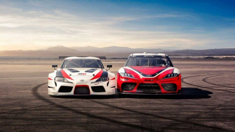 2018 - [Toyota] Racing concept Dcf2c410