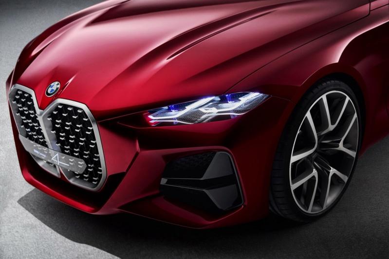 2019 - [BMW] Concept 4 Dd1cf710