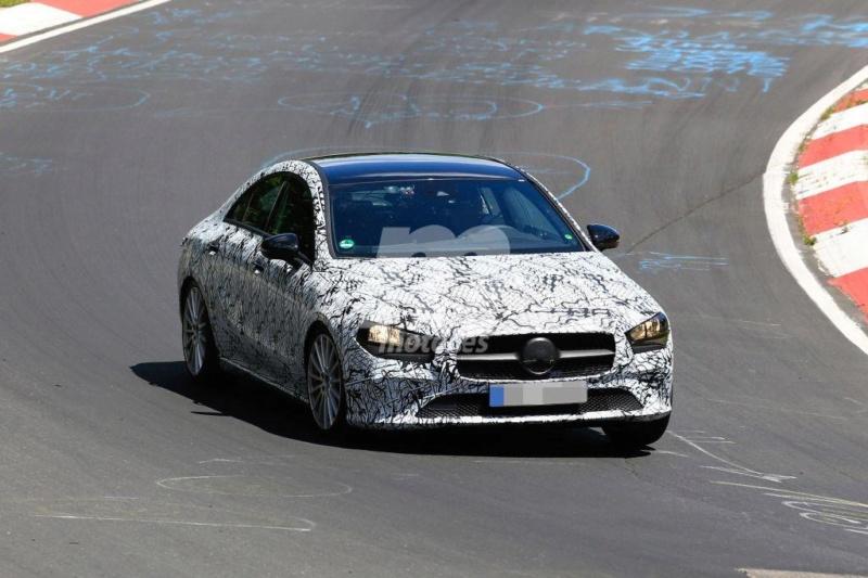 2019 - [Mercedes-Benz] CLA II - Page 2 Dd24b810