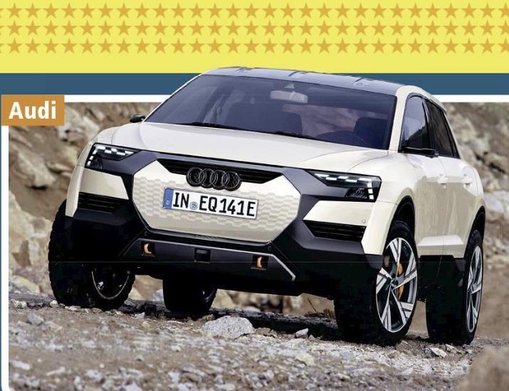 2023 - [Audi] Q1 e-Tron Dd305710