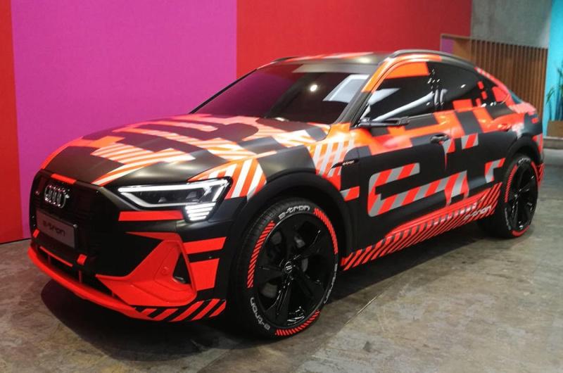 2020 - [Audi] E-Tron Sportback Dd338810
