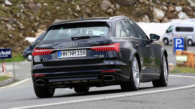 2017 - [Audi] A6 Berline & Avant [C8] - Page 10 Dd852210