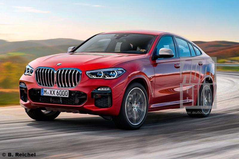 2019 - [BMW] X6 III (G06) - Page 3 Dda16f10