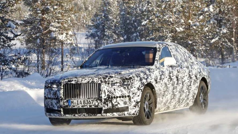 2020 - [Rolls-Royce] Ghost II Dda3cc10