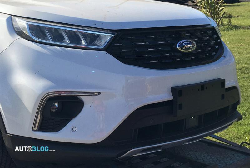 2018 - [Ford] Territory - Page 2 Ddd61b10