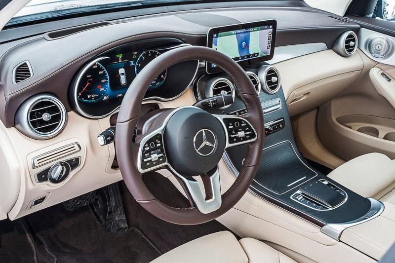 2018 - [Mercedes-Benz] GLC/GLC Coupé restylés - Page 2 Ddf2f910