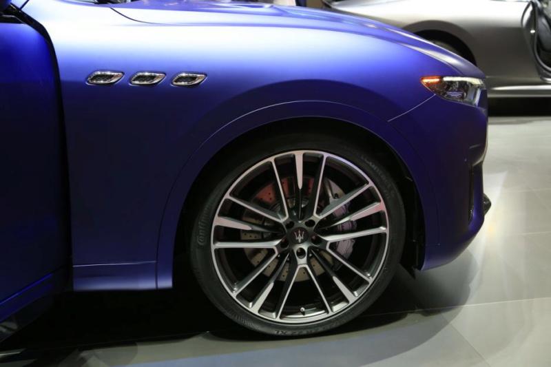 2016 - [Maserati] Levante - Page 11 De163010