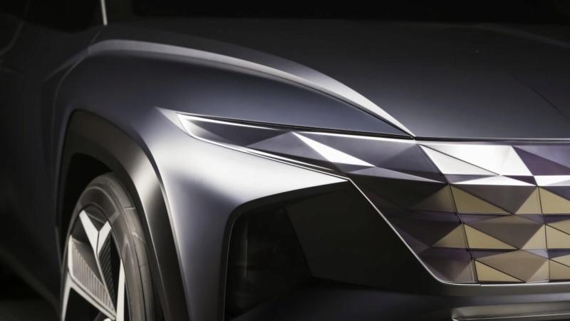 2019 - [Hyundai] Tucson Concept  De183d10