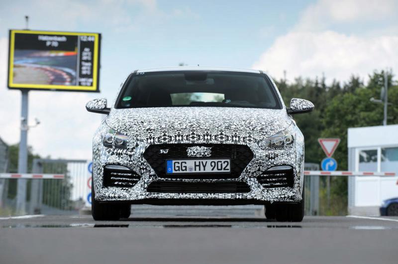 2017 - [Hyundai] i30 Fastback - Page 2 De1f6010