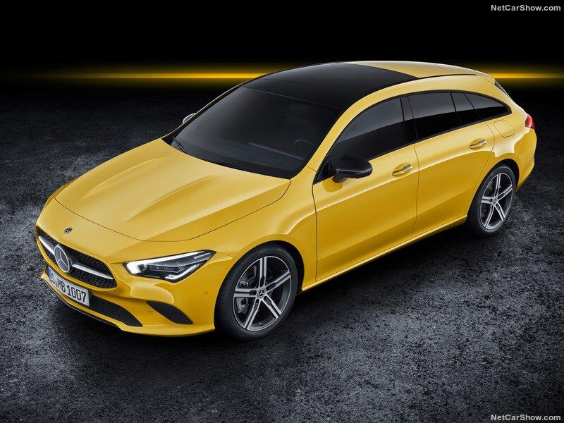 2019 - [Mercedes-Benz] CLA Shooting Brake II De218610