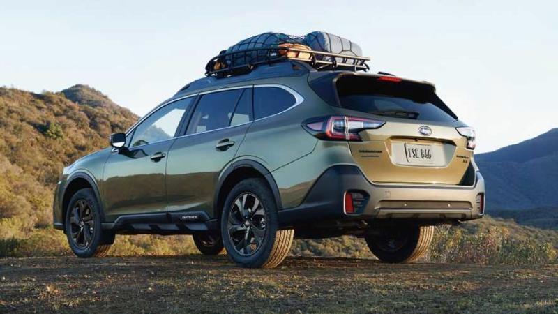 2019 - [Subaru] Legacy & Outback - Page 2 De5ccf10