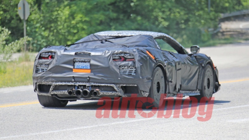 2019 - [Chevrolet] Corvette C8 Stingray - Page 7 De6e7110