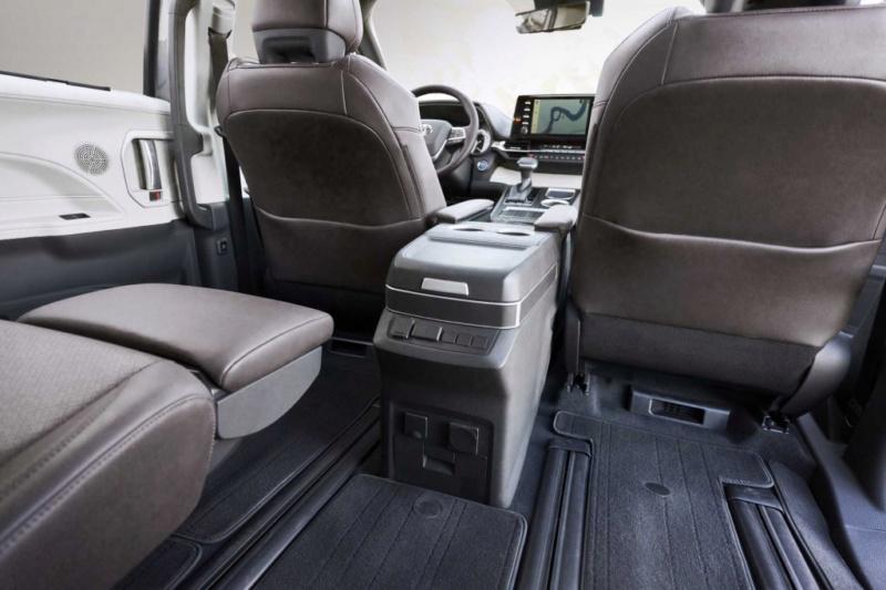 2020 - [Toyota] Sienna  De7c6a10