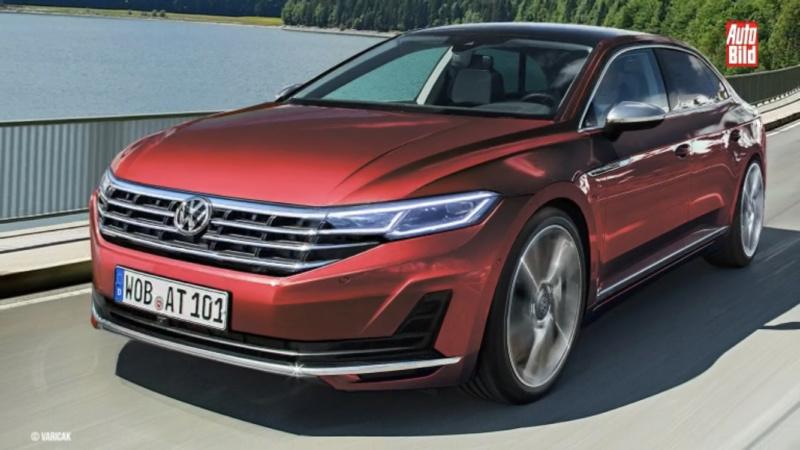 2020 - [Volkswagen] Passat IX Dee2a510
