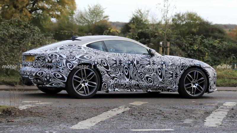 2021 - [Jaguar] F-Type restylée - Page 2 Def16310