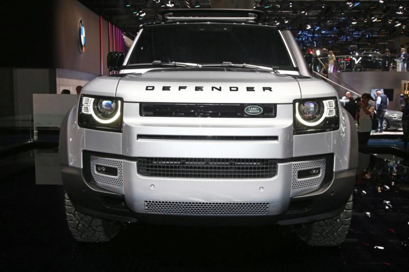 2018 - [Land Rover] Defender [L663] - Page 13 Df389610