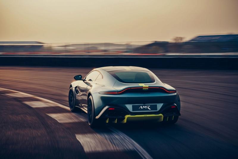 2017 - [Aston Martin] Vantage - Page 3 Df4e4410