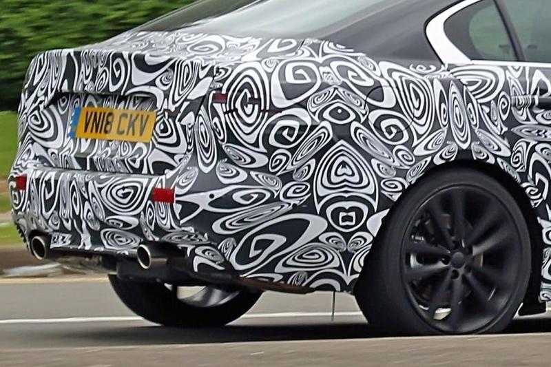 2019 - [Jaguar] XE restylée  Df624b10