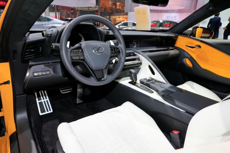 2016 - [Lexus] LC 500 - Page 5 Df943e10