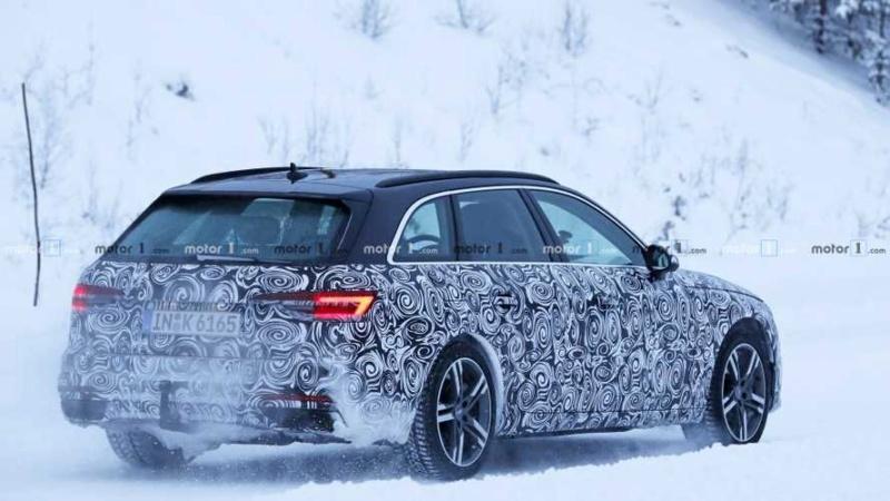 2018 - [Audi] A4 restylée  - Page 3 Df9bdb10