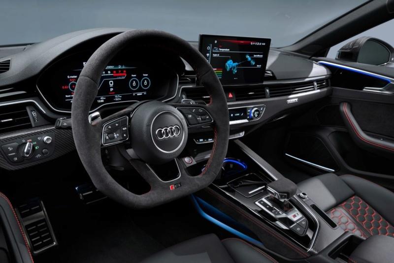 2020 - [Audi] A5 Coupé/Cab/SB restylée Dfc62e10