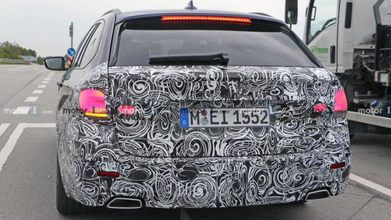2020 - [BMW] Série 5 restylée [G30] - Page 2 Dfccfa10