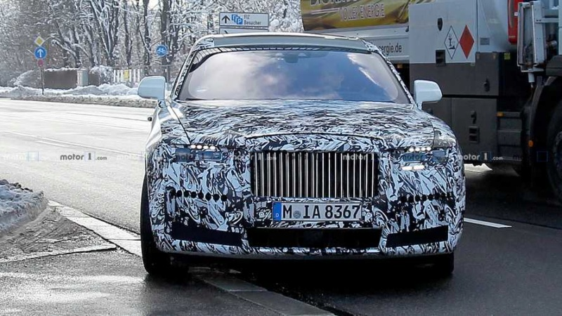 2020 - [Rolls-Royce] Ghost II Dfe2c710