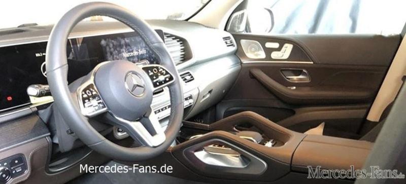 2018 - [Mercedes] GLE II ( ML IV ) - Page 6 Durchg10