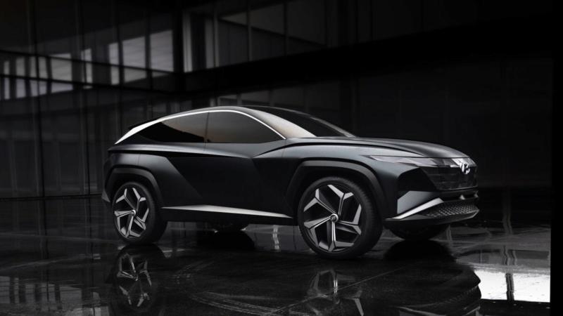2019 - [Hyundai] Tucson Concept  E0013910