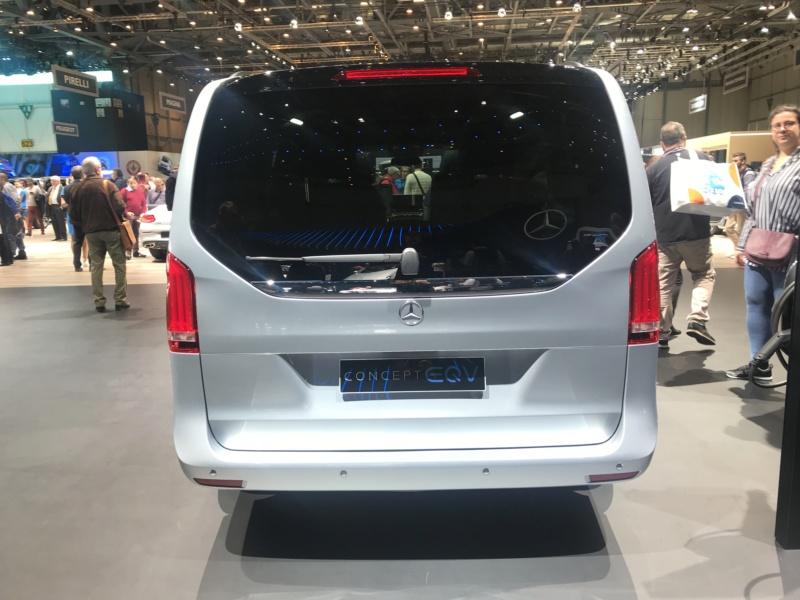 2019 - [Mercedes-Benz] EQV E013e910