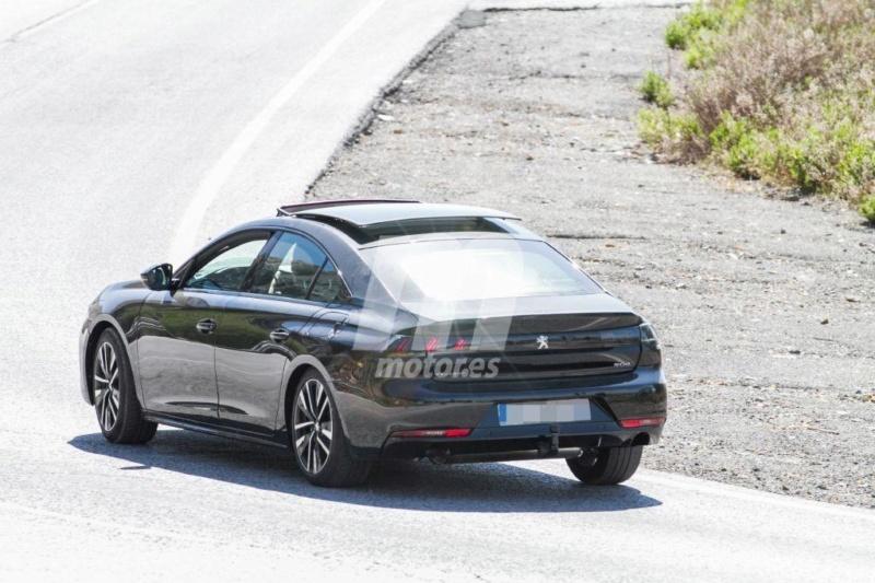 2018- [Peugeot] 508 II [R82/R83] - Page 3 E0222a10