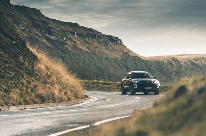 2019 - [Aston Martin] DBX - Page 9 E0267610
