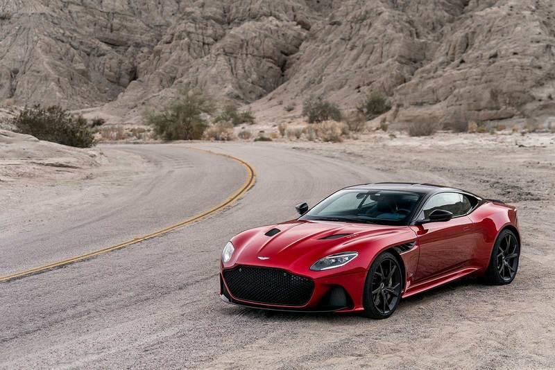 2019 - [Aston Martin] DBS Superleggera E02eca10