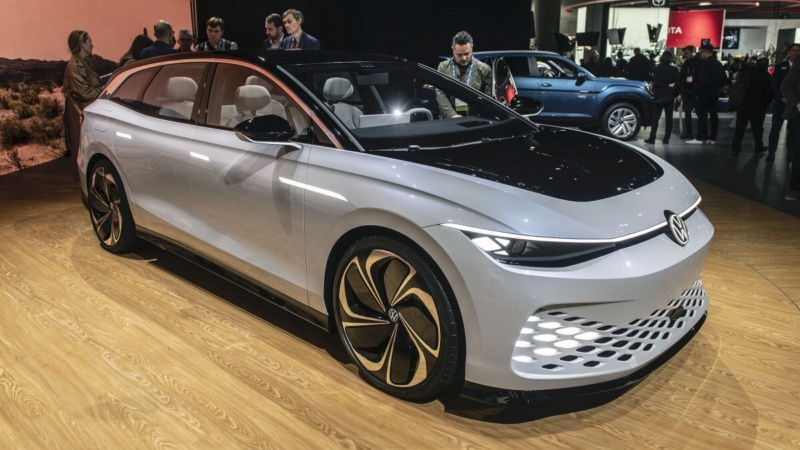 2019 - [Volkswagen] ID Space Vizzion - Page 2 E0387010