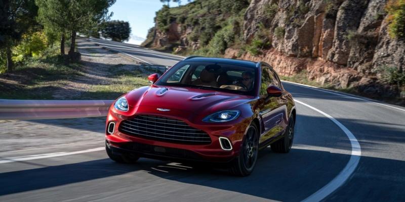 2019 - [Aston Martin] DBX - Page 5 E0577410