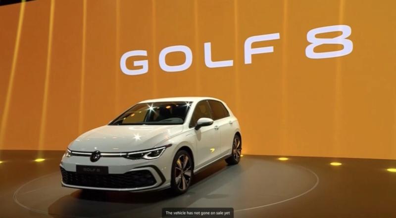 2020 - [Volkswagen] Golf VIII E0aa8d10