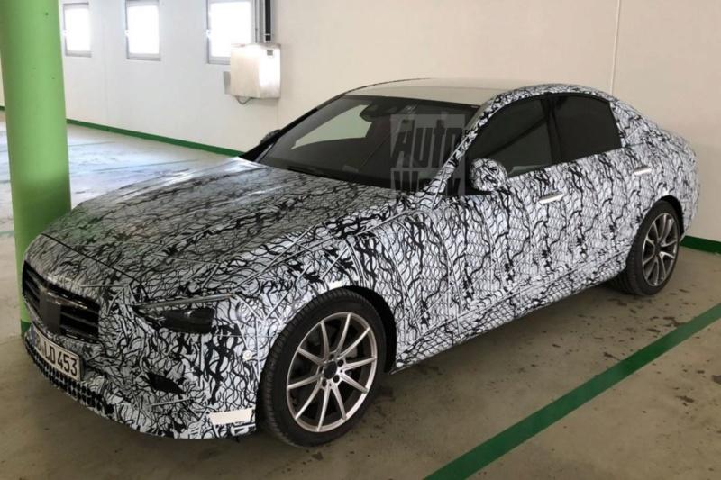 2020 - [Mercedes-Benz] Classe C [W206] - Page 5 E0d3cf10