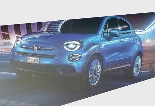 2018 - [Fiat] 500X restylé E0d68110