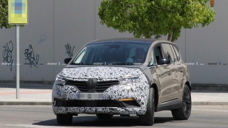 2019 - [Renault] Espace V Restylé - Page 2 E111