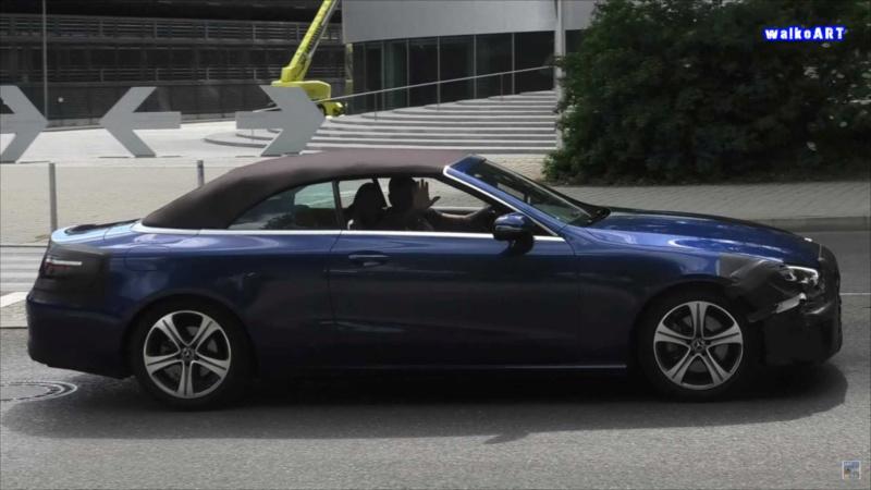 2020 - [Mercedes-Benz] Classe E restylée  - Page 6 E139e610