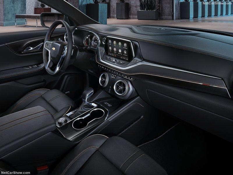 2018 - [Chevrolet] Blazer E16b0c10