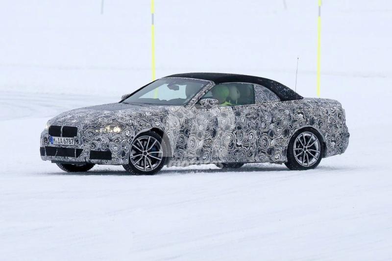 2020 - [BMW] Série 4 Coupé/Cabriolet G23-G22 - Page 2 E170dc10