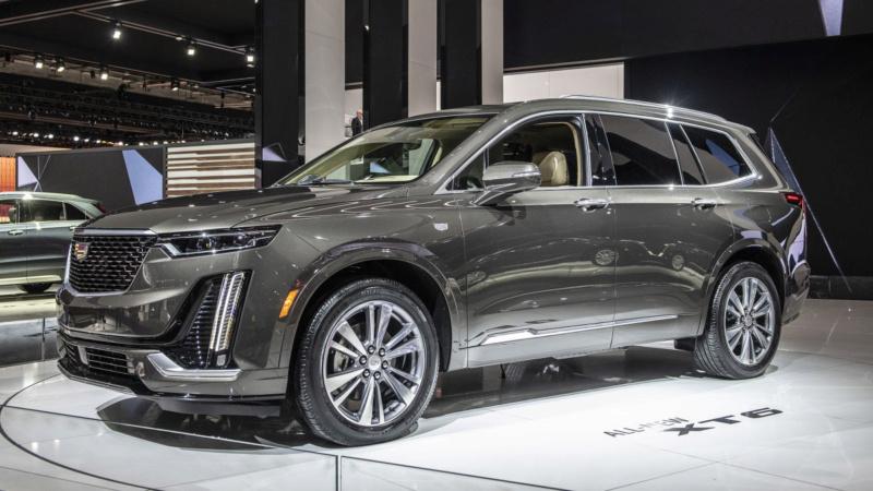 2019 - [Cadillac] XT6 E19ea110