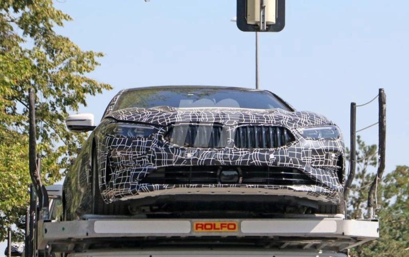 2019 - [BMW] Série 8 Gran Coupé [G16] E1b94810