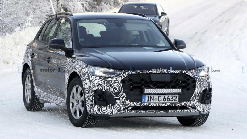 2020 - [Audi] Q5 II restylé E1ead510