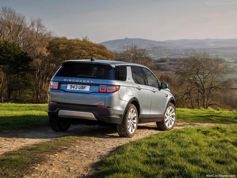 2014 - [Land Rover] Discovery Sport [L550] - Page 12 E206e810