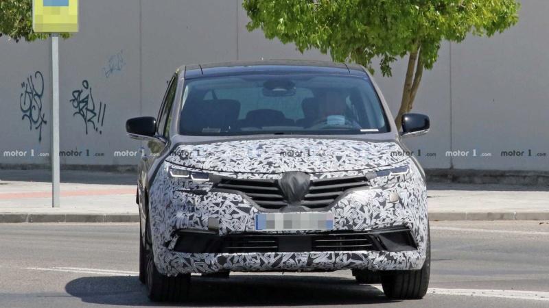 2019 - [Renault] Espace V Restylé - Page 2 E211
