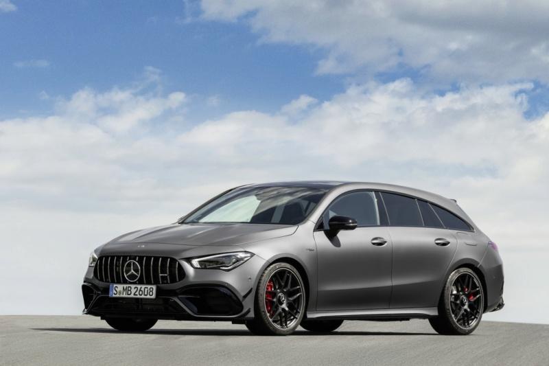 2019 - [Mercedes-Benz] CLA Shooting Brake II E2310f10