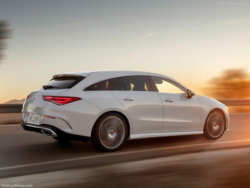 2019 - [Mercedes-Benz] CLA Shooting Brake II E2335910